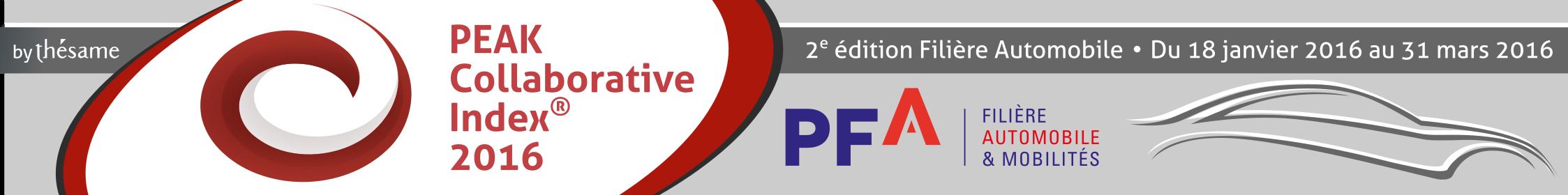 Vous avez jusqu'au 29 avril 2016 pour participer à l'enquête PCI PFA :